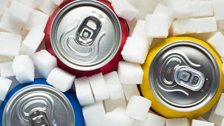 Tableau des calories : saurez-vous deviner quel est le soda le plus calorique ?