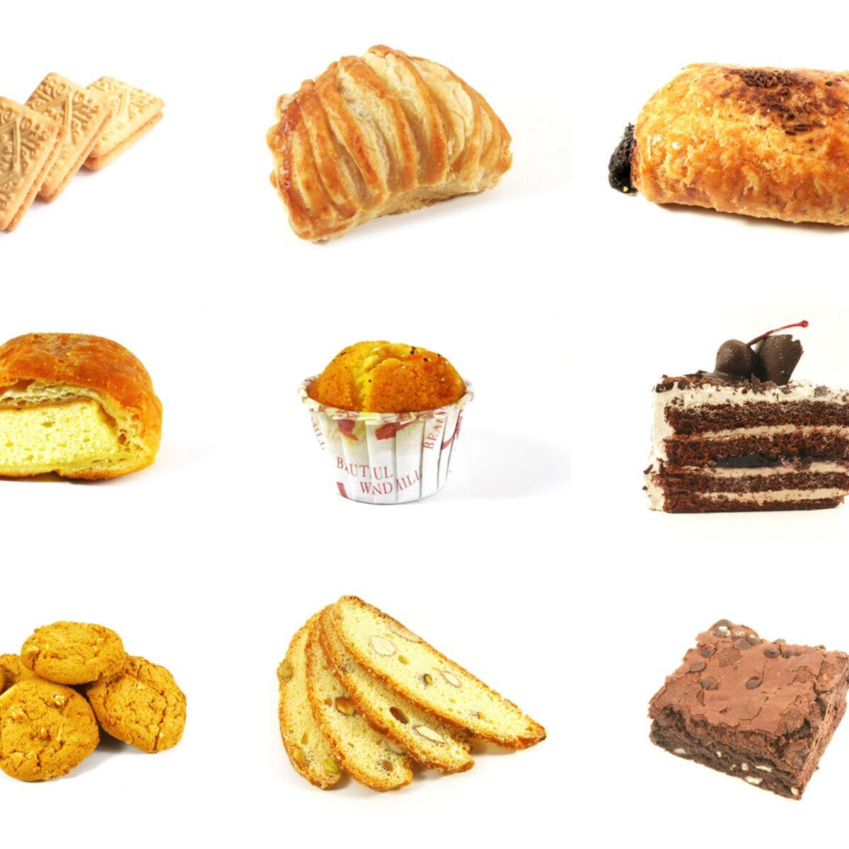 Tableau Des Calories Viennoiseries Et Sucreries Femme Actuelle Le Mag