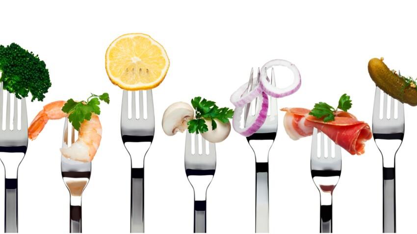 Tables des calories