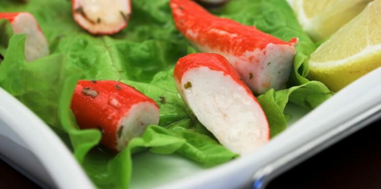 Le surimi : c'est vraiment bien dans ma salade minceur ?
