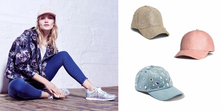 10 casquettes funs à shopper pour être stylée