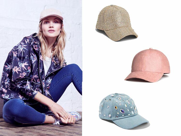vente chaude en ligne 72abb 291f8 10 casquettes funs à shopper pour être stylée : Femme ...