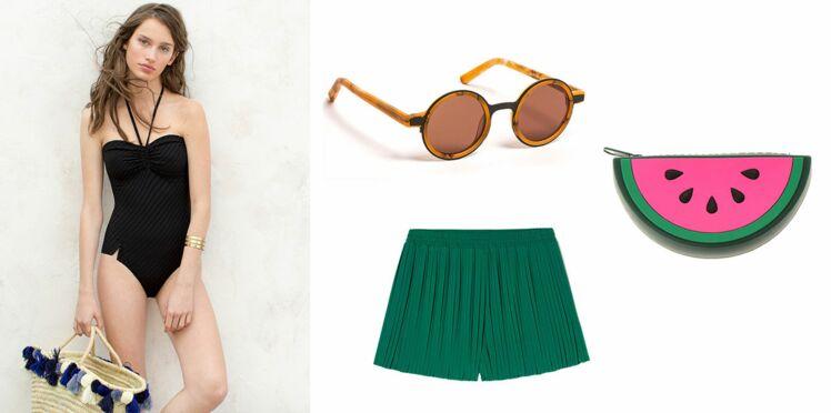 10 accessoires mode à glisser dans son sac de plage cet été