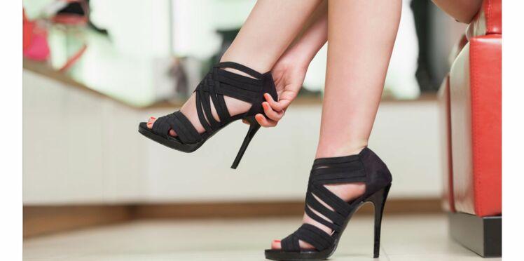Talons : 5 astuces pour être bien dans ses chaussures