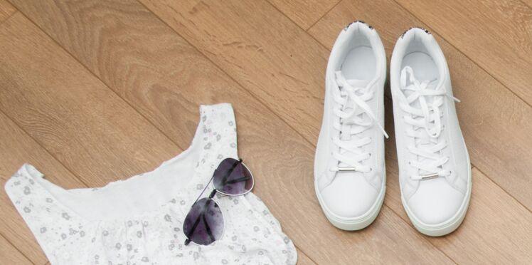 Baskets blanches : comment les porter ?