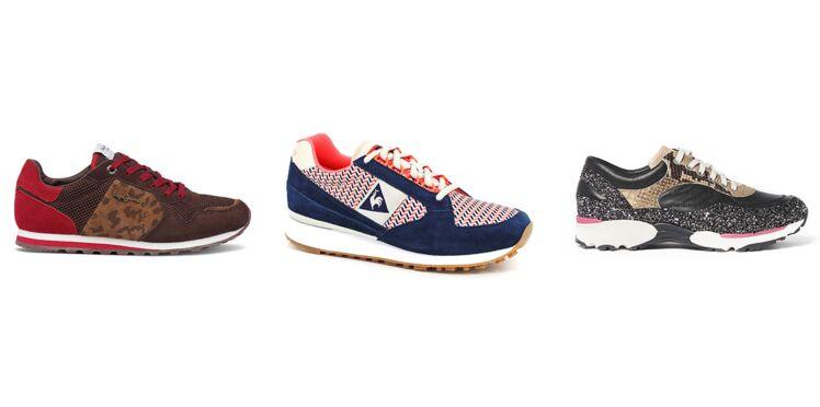 Sneakers femme : 10 baskets tendance pour la ville