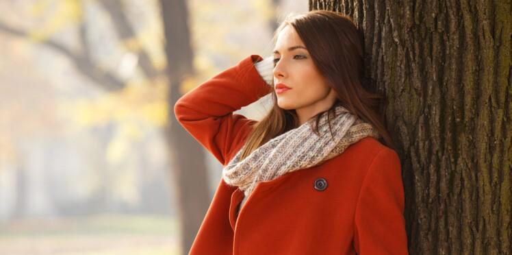 Bien porter une écharpe   Femme Actuelle Le MAG 5660b2862b1