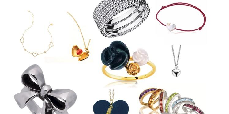 Saint Valentin : 10 bijoux à offrir par amour