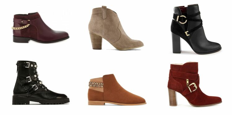 Boots & bottines : 20 nouveautés canons qui nous font du pied