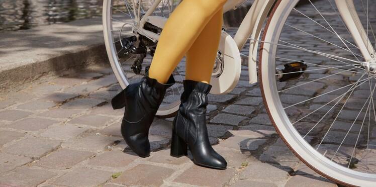 25 paires de bottines canons pour faire un pas dans l'automne