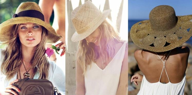 Chapeaux d'été pour femmes : 25 modèles canons repérés sur Pinterest