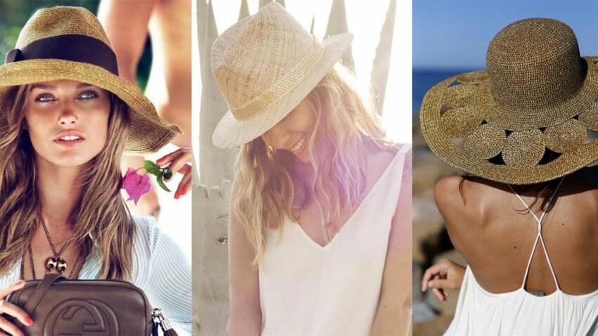 Chapeaux d'été pour femmes : 25 modèles canons repérés sur