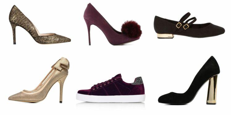 30 chaussures parfaites pour les fêtes !