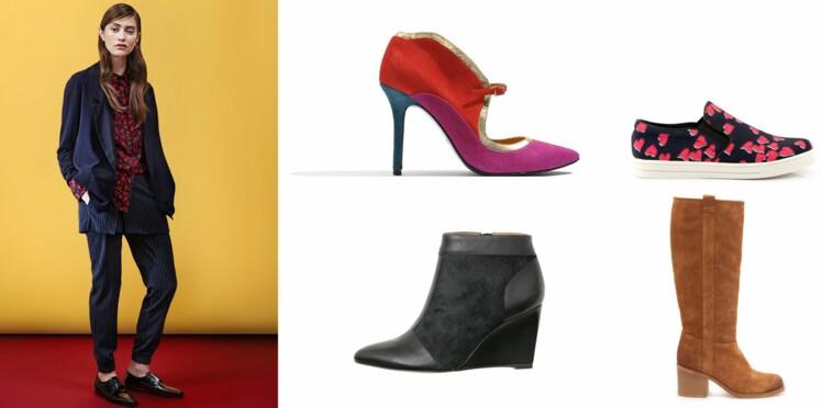 Chaussures : nos coups de cœur de l'hiver