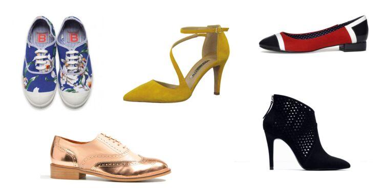 Chaussures : le printemps est à nos pieds !