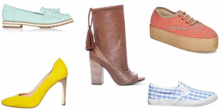 Chaussures : nos nouveautés coups de coeur