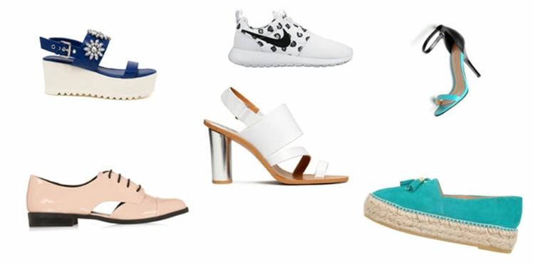 A nous les chaussures de l'été !