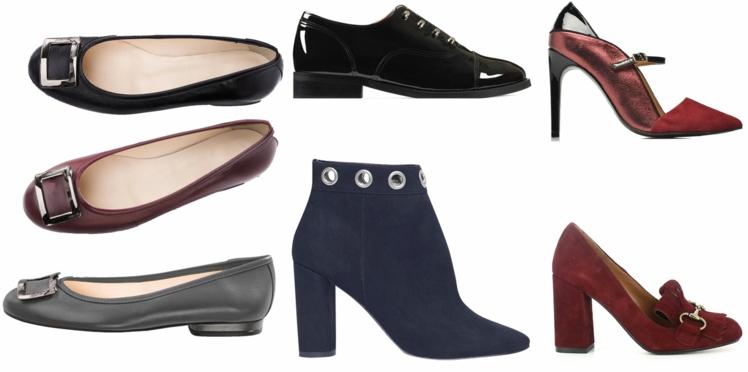 Bottines, derbies ou escarpins ? Toutes les chaussures du moment !