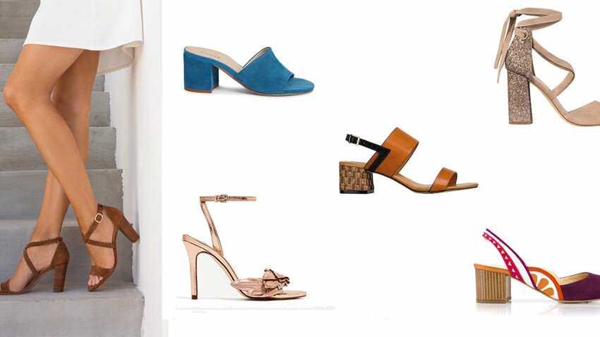 Chaussures tendance : nos modèles à talons préférés pour l'été