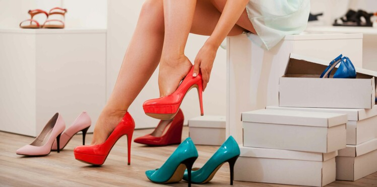 Comment porter le stiletto ?