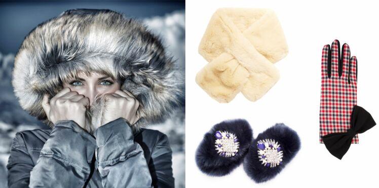 Grand froid : on sort les accessoires tendance !
