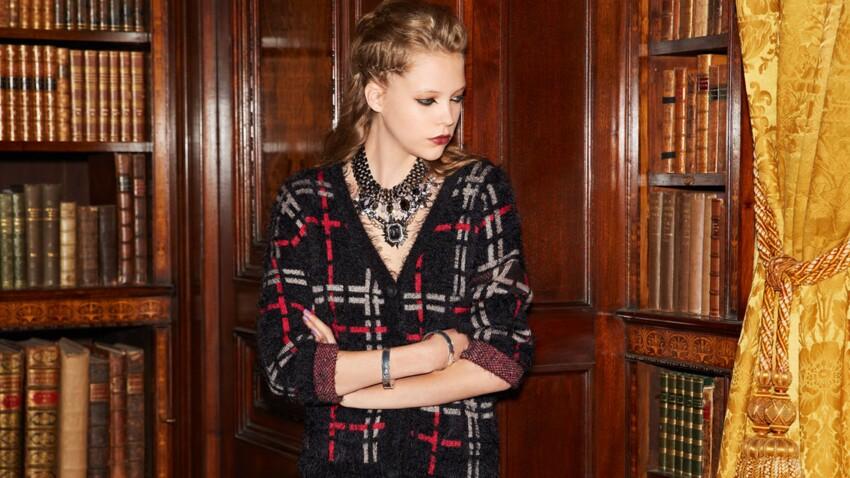 Bijoux : punk, juste ce qu'il faut