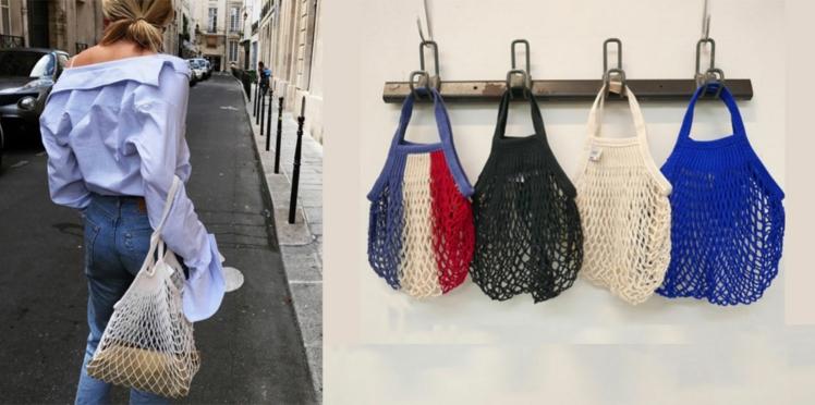 Le sac filet de pêche : comment porter ce it-bag de l'été ?