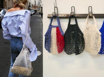 Le sac filet de pêche   comment porter ce it-bag de l été 6a320a481f56
