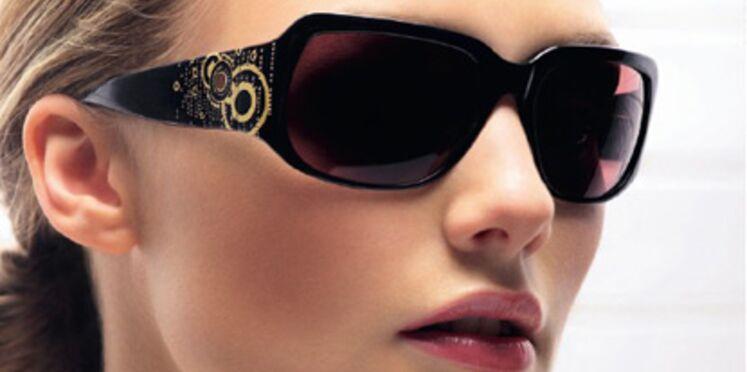Les lunettes de soleil de l'été