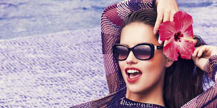 Des lunettes de soleil pour en mettre plein la vue !