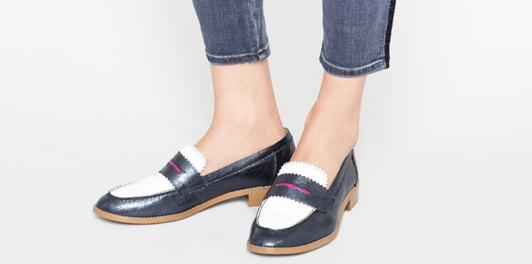 Tendance chaussures : des mocassins qui nous font chavirer