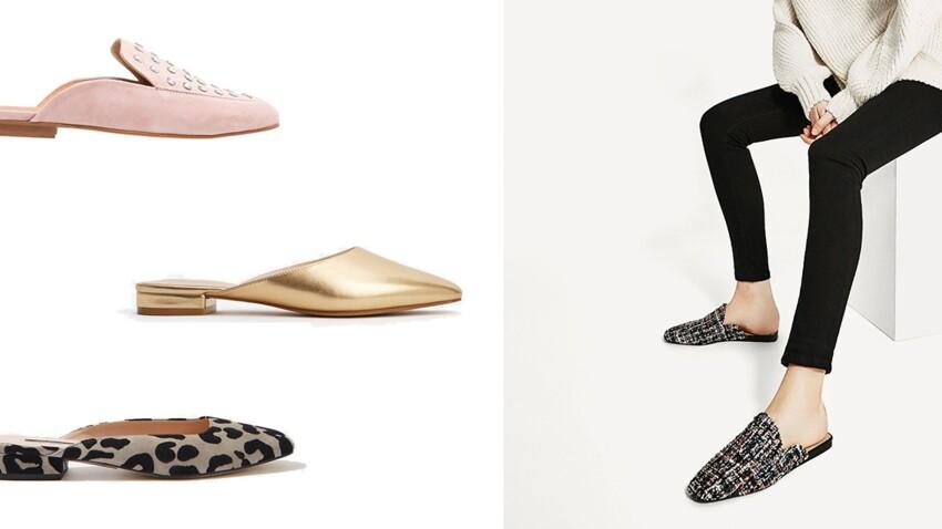"""Les """"mulassins"""" : découvrez la nouvelle tendance chaussures qui nous fait du pied"""