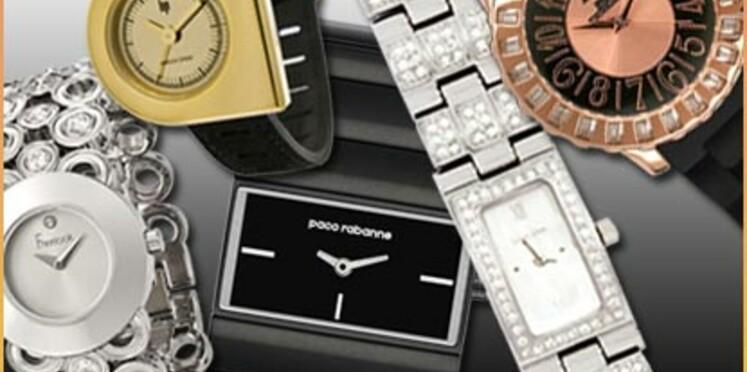 Noël : 10 montres pour femmes
