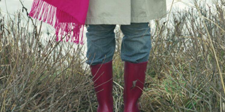 Bottes en caoutchouc : nos conseils pour les porter