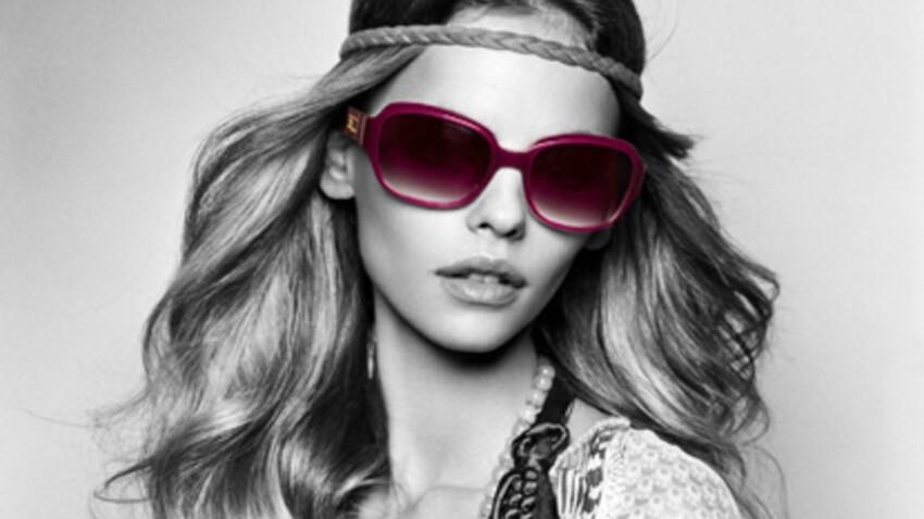 Plein soleil sur les lunettes
