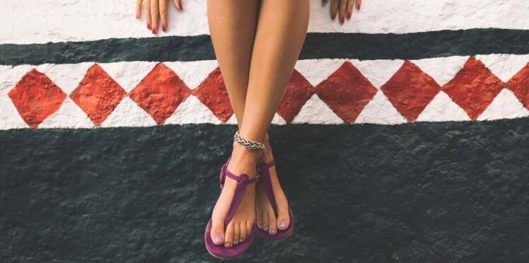 09bcce717a68ad Sandales nu-pieds : toutes les nouveautés de l'été : Femme Actuelle ...