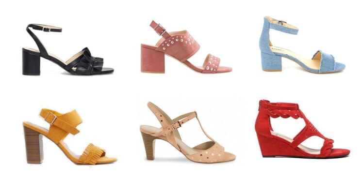 Sandales : 25 paires à adopter dès maintenant
