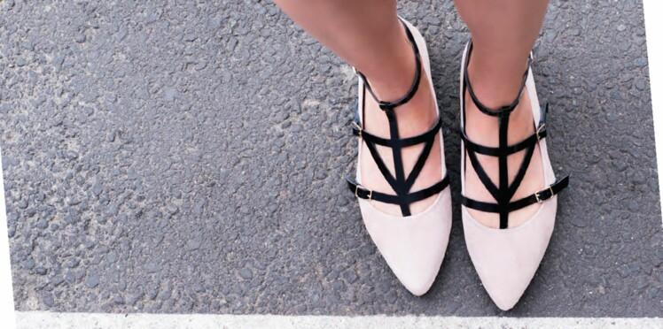 2c7ff617ddc11 Sarenza lance sa marque de chaussures !   Femme Actuelle Le MAG