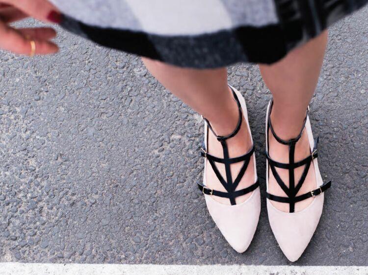 4f4084fe69 Sarenza lance sa marque de chaussures ! : Femme Actuelle Le MAG