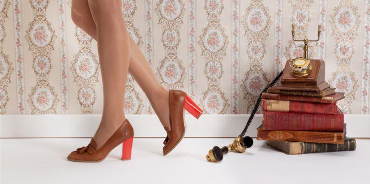 On ose une touche d'originalité aux pieds
