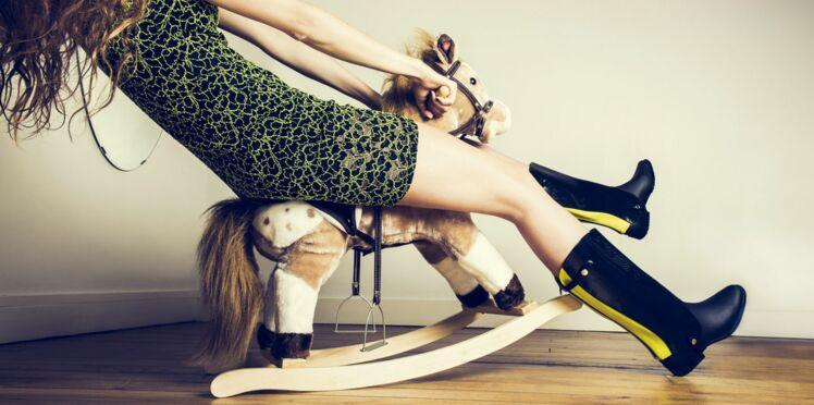 Shopping tendance : 20 bottes cavalières