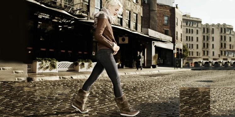 Chaussures fourrées : le bon shopping