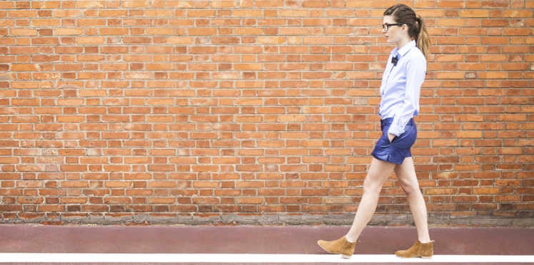 Printemps-été 2014 : la tendance boots plates
