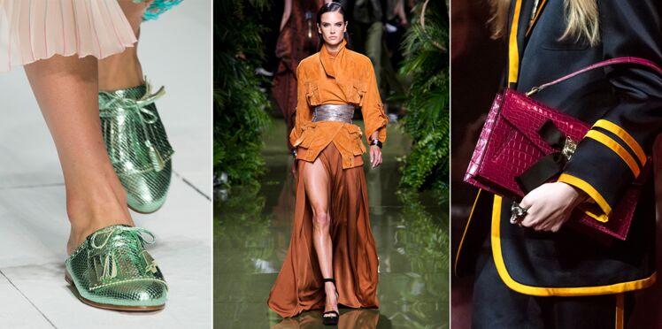 Toutes les tendances accessoires printemps-été 2017