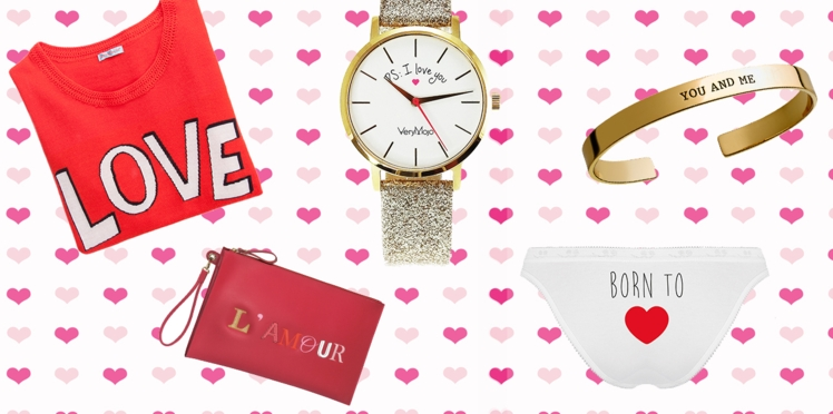 Saint-Valentin : en mode fashion & love !