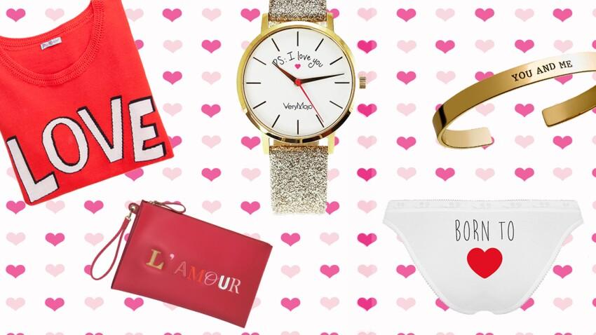 Saint-Valentin : en mode fashion & love !