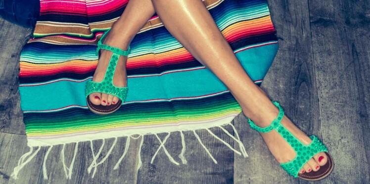15 nu-pieds pour assurer l'été