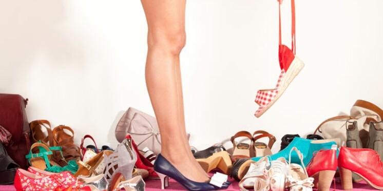 f25d4ebe97d Les tendances chaussures à adopter   Femme Actuelle Le MAG