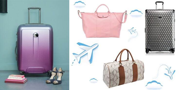 Valises & co : 20 bagages tendance pour tous vos voyages !