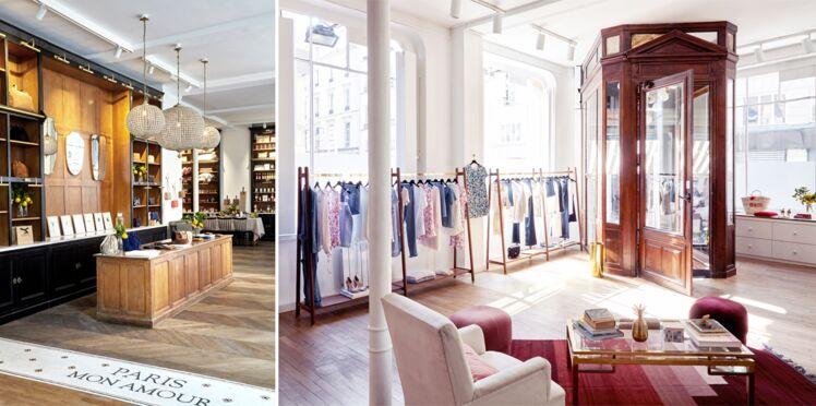 L'Appartement Sézane, nouvelle destination mode et lifestyle à Paris !